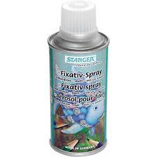 Fixativ-Spray, 150 ml, Schlußfirnis, matt - mit UV-Schutz