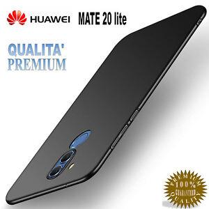 CUSTODIA COVER ULTRA SLIM OPACA per Huawei Mate 20 Lite Qualità PREMIUM
