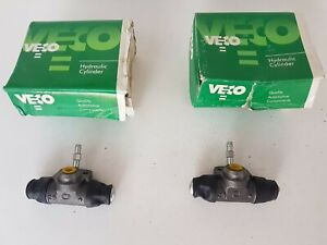 Fits VW Golf MK1 1.1 1.3 1.5 1974 to 1984 Rear Brake Cylinders Pair Veco VQ001