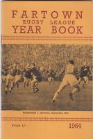 Huddersfield Rugby League Club - Supporters Year Book 1964