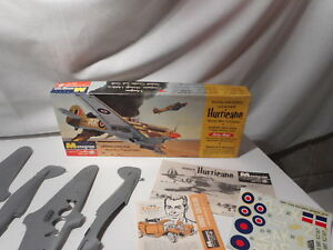 Model Kit Hawker Hurricane