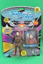 Star Trek Next Generation Lore Data's Evil Twin Brother Figure New on Card 1993