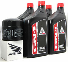 1985 HONDA CB700SC NIGHTHAWK S OIL CHANGE KIT