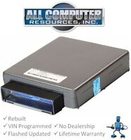 1999 Ford Ranger 3.0L XU3F-12A650-ACB Engine Computer ECM PCM ECU ML2-833