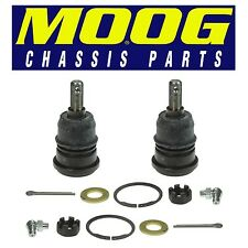 Ford Escape Mazda Tribute Pair Set of 2 Rear Lower Ball Joints Moog K500135