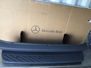 Mercedes Sprinter Rear Step & Cover  Fit 2006.2018 Top Quality