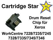 Drum Trommel OPC  Reset Chip für Xerox WorkCentre 7228/7235/7245/7328/7335/7345/