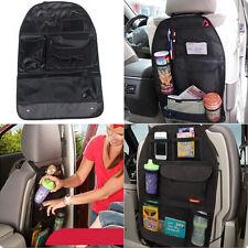 Car Seat Storage Bag Multi Pocket Organizer Waterproof Seat Back Bag Accessories