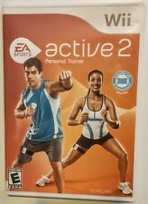 EA Sports Active 2 Personal Trainer (Nintendo Wii, 2010)