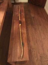osage selfbow longbow ryan gill