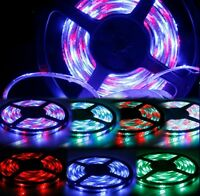 LED RGB Strip Lights SMD5050 Strip 5m x 10mm 7.2W