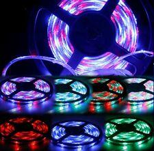 LED RGB Strip Lights SMD5050 Strip 24V 5m x 10mm 14.4W NEW with FREEPOST