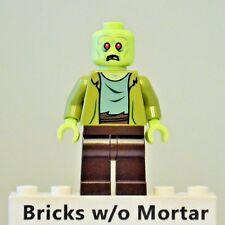 New Genuine LEGO Zombie Zeke Minifig Scooby-Doo 75902 75904