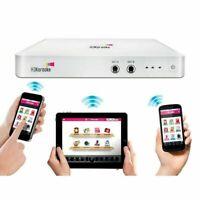HDKaraoke HDK Box 2.0 Wi-Fi Karaoke Machine System For TV/iPad/iPhone/Android