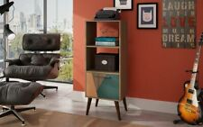 SAMI 2.0 DOUBLE BOOKCASE - Mid Century Modern Design - Free shipping within USA