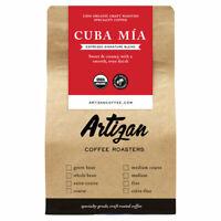 100% Organic Authentic Cuban Espresso - Cafecito Cubano - Roasted in Miami, FL