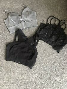 Going out Crop Tops Size 10