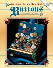 Antique And Collectible Buttons - Identification & Values 1997 Copyright
