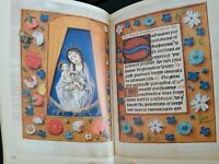 THE HASTINGS HOURS - BOOK OF HOURS OF WILLIAM, LORD HASTINGS, FACSIMILE