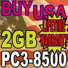 2GB HP G62-358NR G62-359CA G62-a09EO G72-120EW Pavilion dv8-1080ea Memory RAM