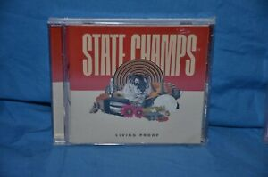 State Champs 'Four' American Pop/Punk. Dashboard Confessional