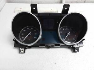 Speedometer MPH Fits 17 DISCOVERY SPORT 822183  ID# HK7210849AD
