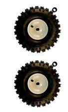 (2) MTD Sears Craftsman Snowthrower Snowblower STEEL RIM Wheel & Tire 934-04282A