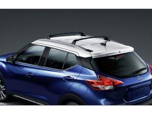 OEM NEW Roof Rack Cross Bars Kit Black 2018 Nissan Kicks T99R15RL0D
