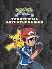 The Official Adventure Guide: Ashs Quest from Kanto to Kalos (Pokemon) by Simch