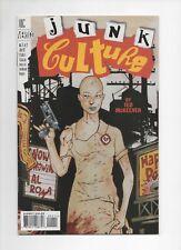 Junk Culture #1. (DC Vertigo Comics). 1997.