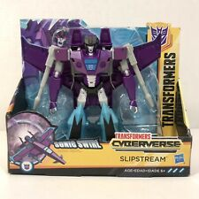 Transformers Cyberverse Decepticon Slipstream Action Figure Hasbro NEW Sealed