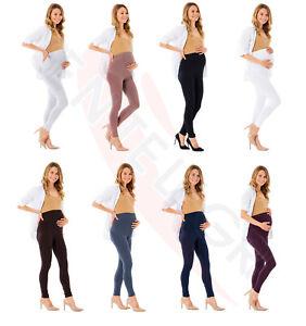 Comfortable Maternity Cotton Leggings Full Ankle Length PREGNANCY