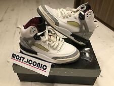 Nike Air Jordan Spizike White Cement - sz 7Y - black aj i xi vi iii 3 4 11 7 iv