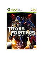 Transformers: Revenge of the Fallen Xbox 360 NEU und versiegelt original UK Version
