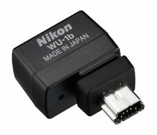 kb09 New Nikon WU-1b WiFi Wireless Mobile Adapter From Japan