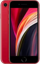 "Nuovo Apple iPhone SE (256GB) Rosso Red Display Retina HD da 4,7"" NUOVO"