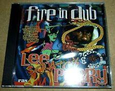 Lee Scratch Perry - Fire In Dub / CD / 1998 / OVP Sealed / Ariwa RAS / Reggae
