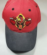 ROCHESTER RED WINGS Classic Bird Logo Minor League Baseball Hat Cap One Size fit