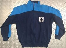 RETRO GERMAN ARMY BW PTI TRACK TOP SIZE 50 BRIT POP OASIS MODS SCOOTER