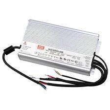 LED Netzteil 600W 24V 25A ; MeanWell HLG-600H-24B ; dimmbar 1-10V PWM