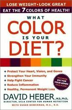 What Color Is Your Diet?: The 7 Colors of Health