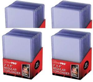 Ultra Pro card Toploader card concept Top loaders Toploaders choose AMOUNT