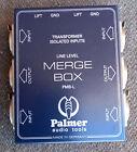 Palmer Mergebox PMB-L, sehr guter Zustand