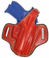 Premium Leather Thumb Break Belt Holster for Bersa Thunder 22 380 & 380 combat