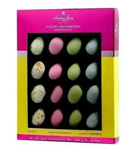 Anthon Berg Marzipan & Nougat Eier Eggs 248g OVP