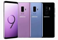 Samsung Galaxy S9 Plus Unlocked Android Smartphone Blue Purple Black 64GB