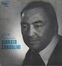 """12"""" GIORGIO CONSOLINI 1976"""