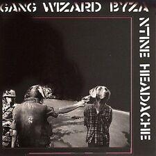 ~COVER ART MISSING~ Gang Wizard CD Byzantine Headache