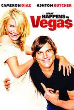 ? qué pasa en Vega $(DVD, 2008... 99 minutos) Kutcher Diaz Pantalla Ancha Nuevo Sellado