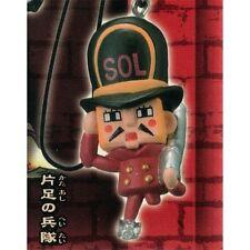 One Piece Strap Corrida Colosseum Gashapon - No.6 Thunder Soldier of Rage